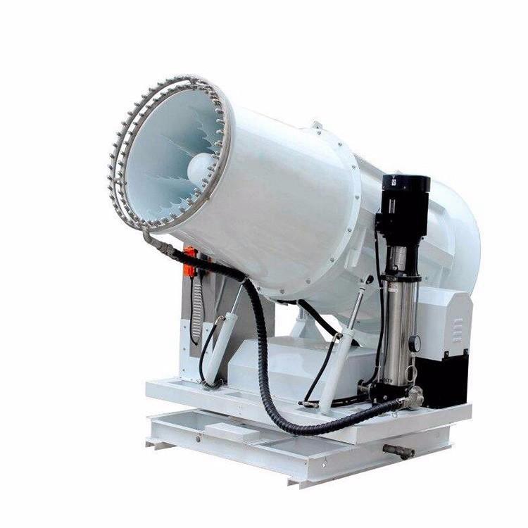 黄石除尘30-120米全自动雾炮机型号60米遥控除尘雾炮机