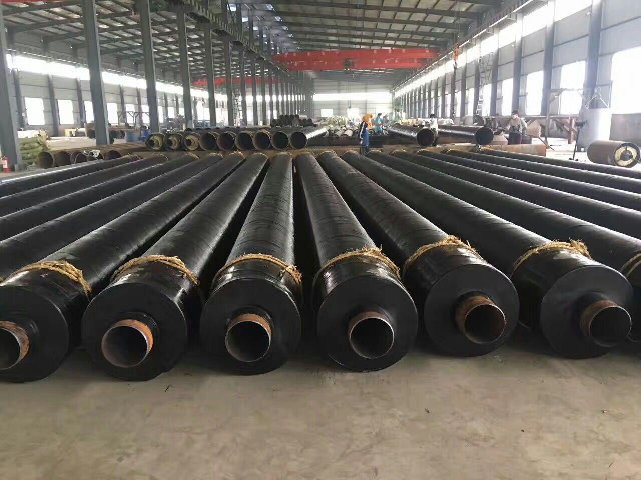 预制保温钢管市场云城区