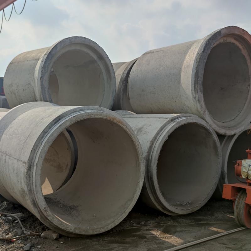 鸡泽钢承口水泥顶管组图