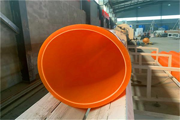 临城DN200pe双壁波纹管使用方法