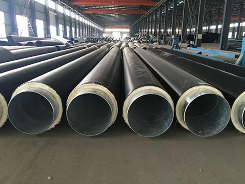黃石鐵山聚氨酯保溫管的特點及使用價值