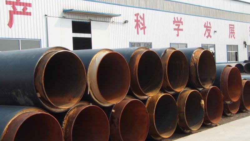 赣州兴国钢套钢蒸汽直埋保温管铺设方式现货咨询