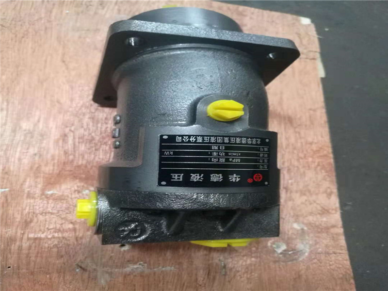 洛矿提升机变量马达L6V160HD2FZ20460定量轴向柱塞泵