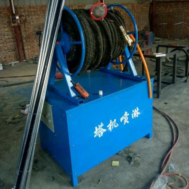 河南郑州塔机喷淋系统工地塔吊喷淋