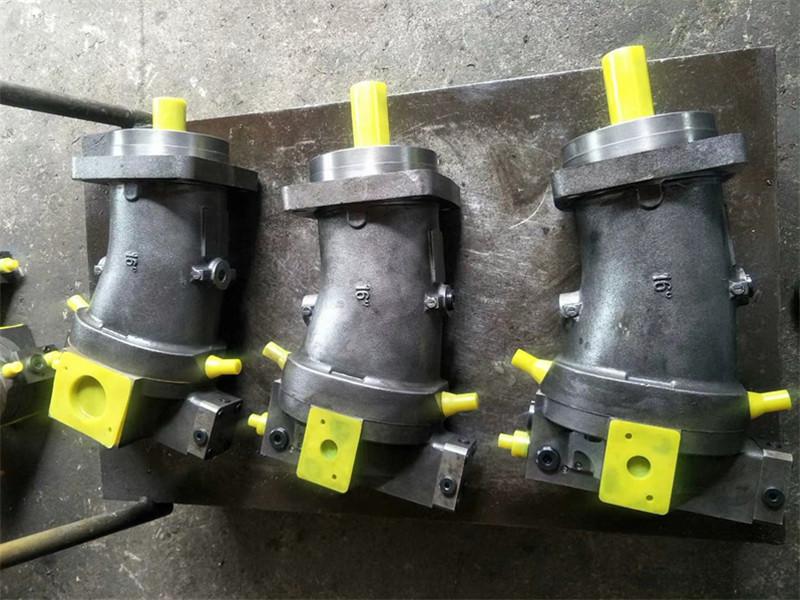 北京华德液压泵A2F125R2P3大量钢厂定量柱塞马达
