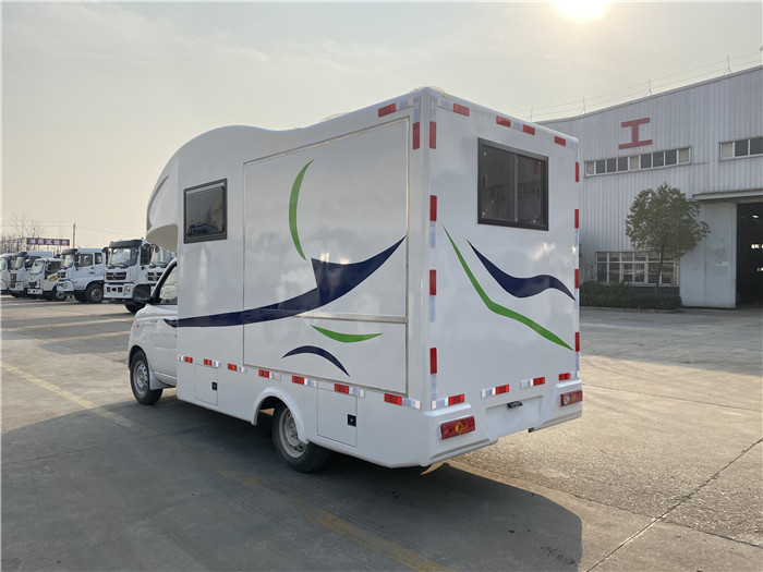 喀什地叶城全自动长安国五移动售货车价格与图片
