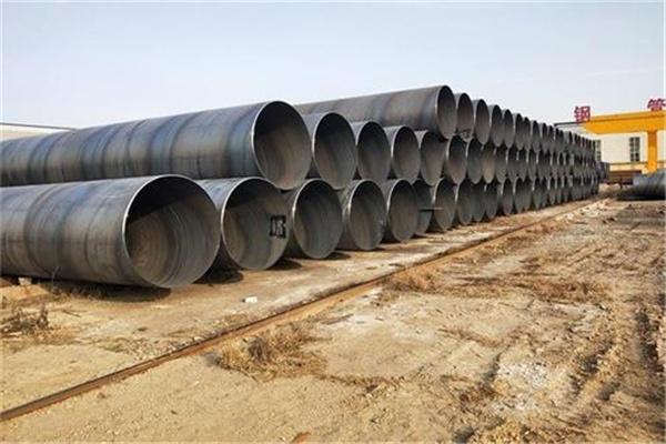 D1020螺旋缝钢管价格一米多少钱