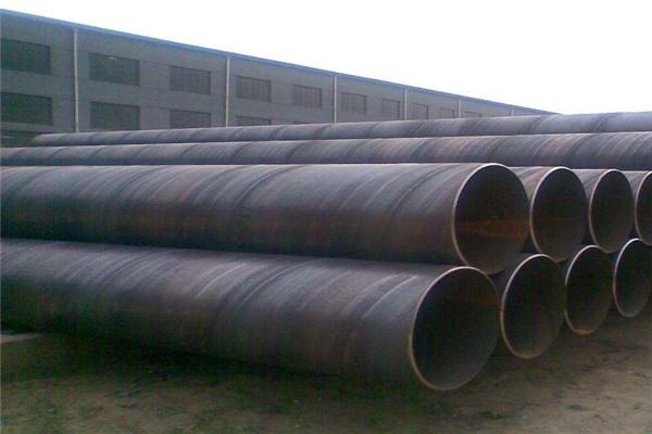 电厂循环水用377*7防腐钢管现货价格