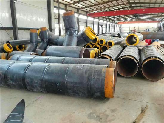 江门聚氨酯保温螺旋钢管多少钱一米