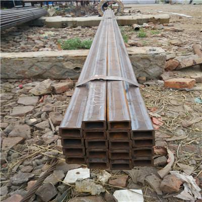 宁波Q345B无缝方管厂家  钢梁用方管专业生产厂家