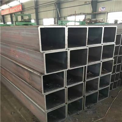 湖州Q345B焊接方管生产厂家  Q345D无缝方管行情