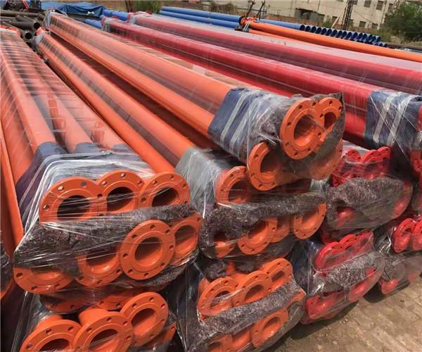 长治矿山用涂塑钢管行情