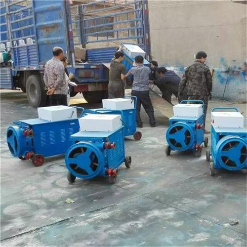 福建武夷山HJB系列挤压式砂浆注浆泵价格