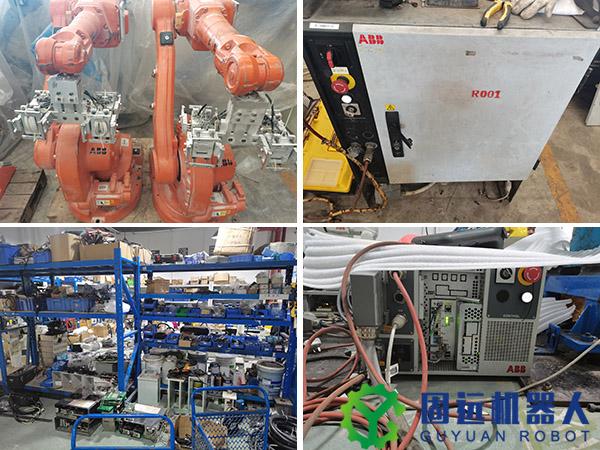 寧德市安川堆垛機器人維修管理中心
