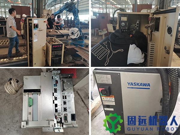 中山电装机器人系统维修中心