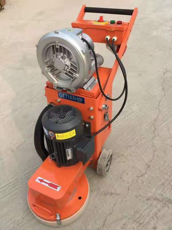 新疆米泉电动混凝土路面打磨机