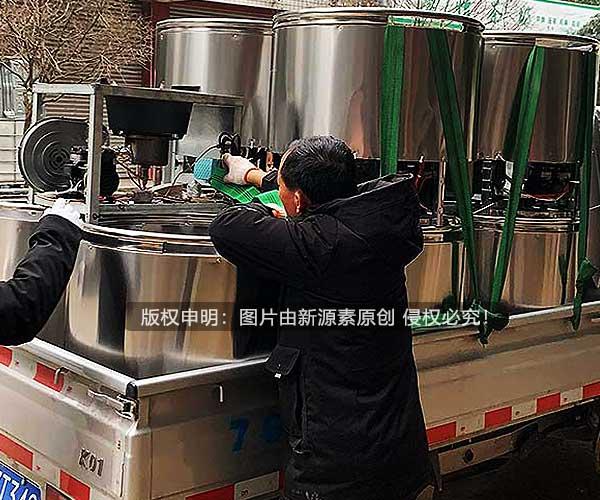 忻州保德无醇油燃料厨房无醇燃料制作工艺参数详情