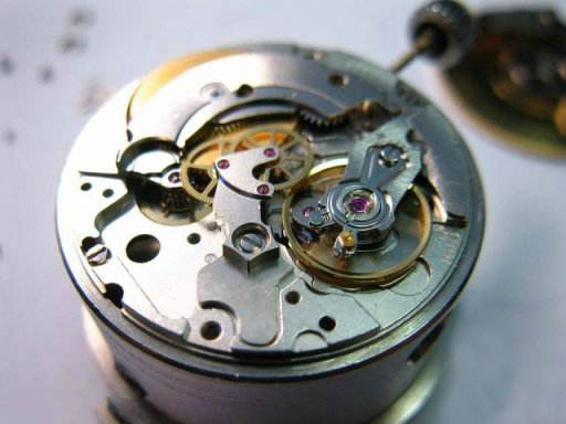 雅典手表无法调整快慢