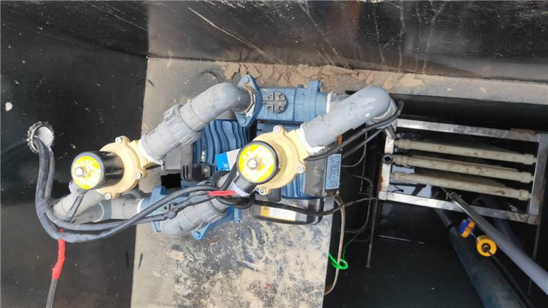 中堂镇污水处理设备火吗?