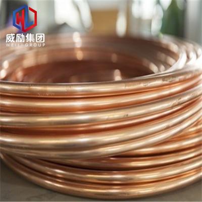澄迈TU2紫铜无氧铜棒料的单价
