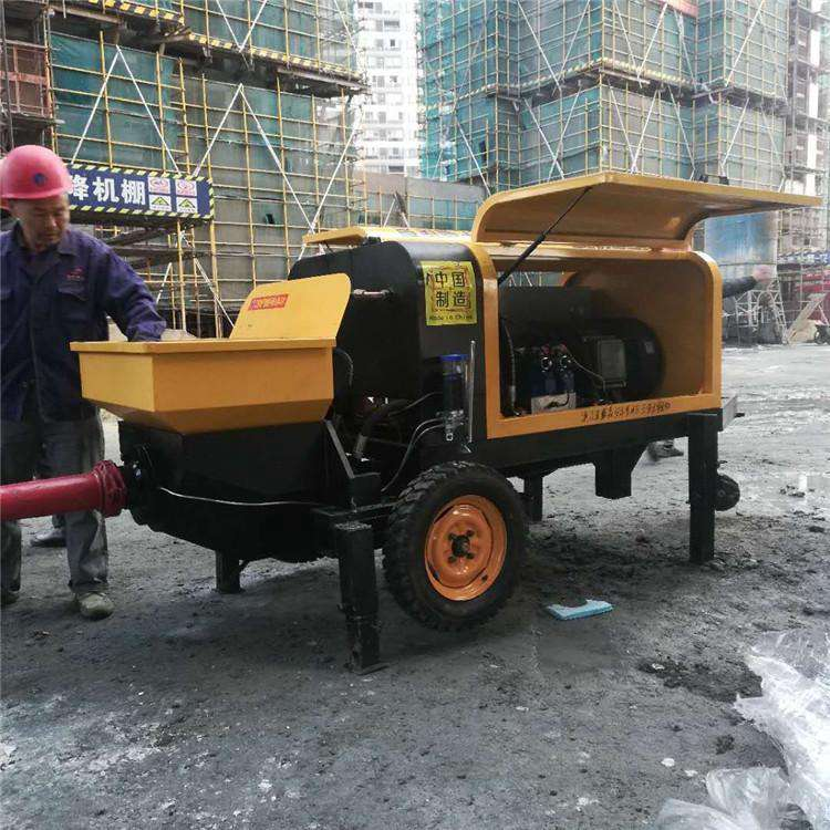 湖北襄樊二次结构浇筑泵二次结构泵