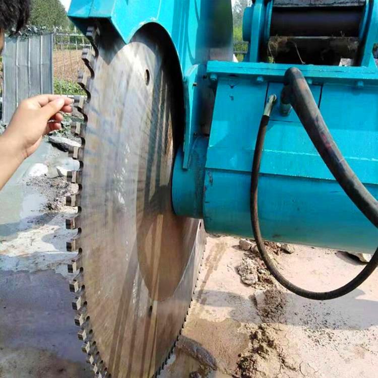 液压锯勾机挖掘机绵阳涪城