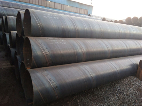 DN200排污压力用螺旋焊接钢管过磅价格
