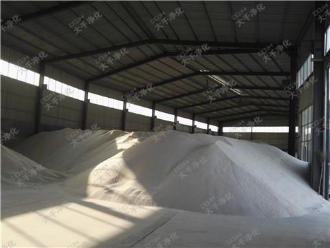 和田地区和田市地坪石英砂均质滤料