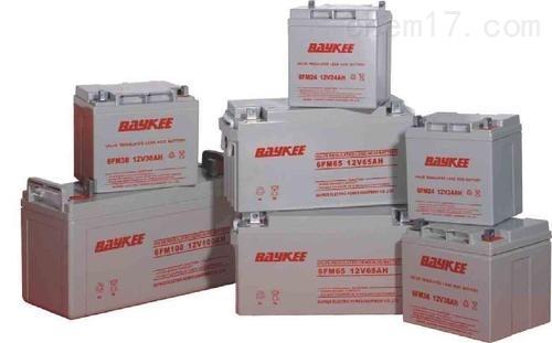 德力仕蓄电池NP5-12 12V5AH技术参数