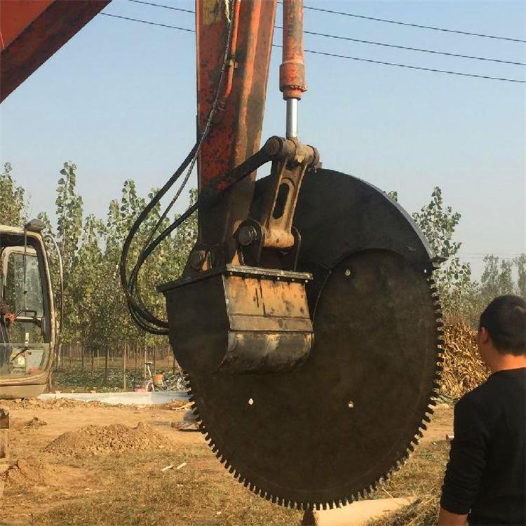台州温岭液压锯勾机挖掘机