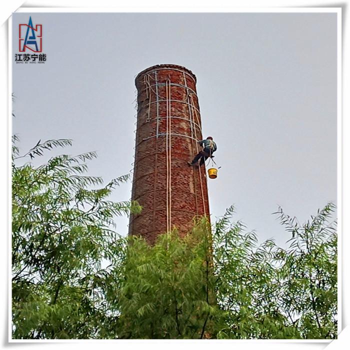 玉溪人工拆60米烟囱公司价格实惠