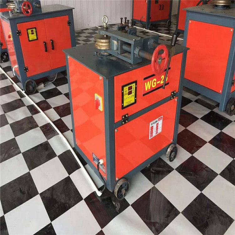 连云港液压钢管方管折弯机液压钢管弯管机