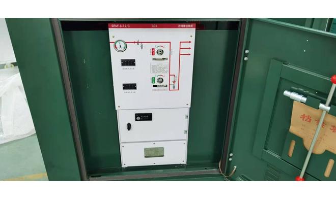 鹰潭市风电场10KV高压电缆分支箱铜排连接价格/图片