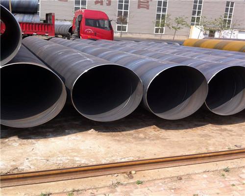 排污水用DN1600焊接钢管价格是多少