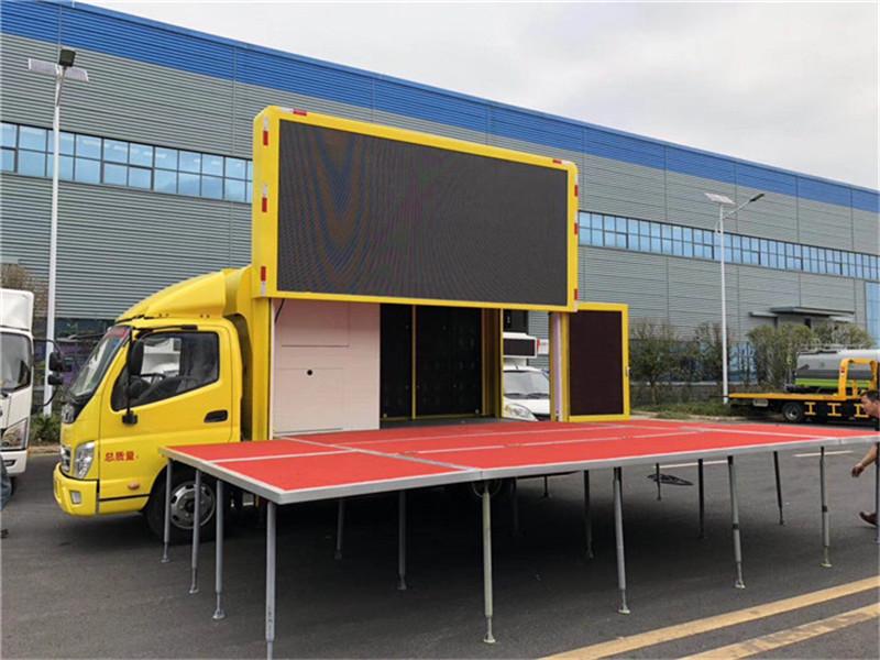 宿州LED广告车/宣传车配置