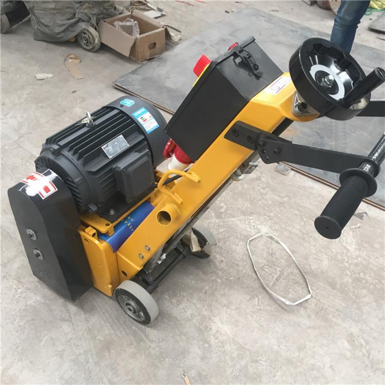 安徽省芜湖市桥面凿毛一体机BC300柴油水泥铣刨机