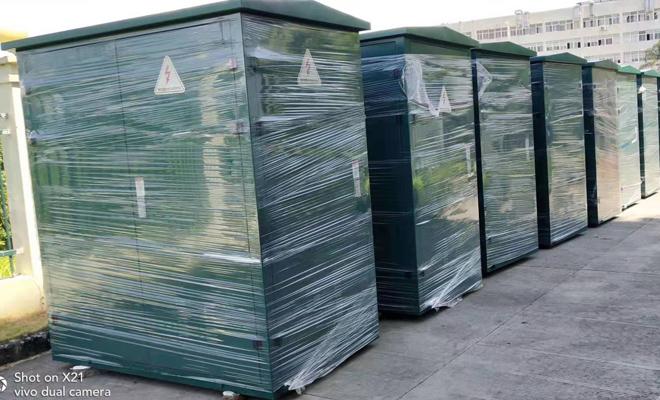 芜湖市10KV高压电缆分线箱DFW-12铜排连接价格/图片