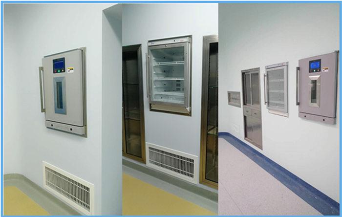 医用保温柜 百级手术室保温柜内嵌式现货