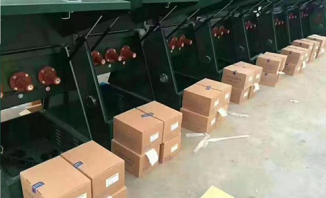 佳木斯市DFW-35KV高压电缆分支箱一进四出带总开关
