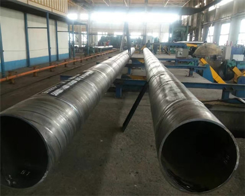 377mm螺旋钢管价格是多少