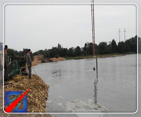 沉管定位安装——(黄石水下作业-施工单位