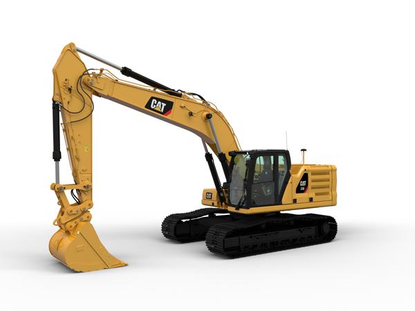 达州卡特349挖掘机-销售咨询