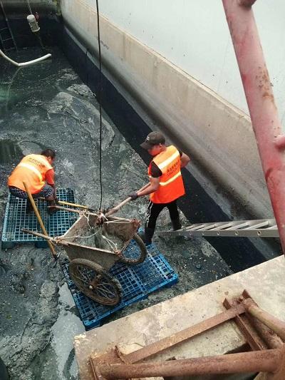 今日头条:兴化市陈堡镇污泥清理处理价格美丽