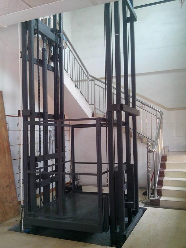 绍兴载货升降货梯 9米升降货梯现货直销