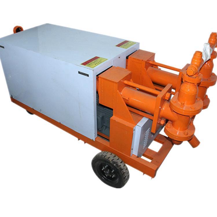 余姚双缸柱塞式液压注浆泵
