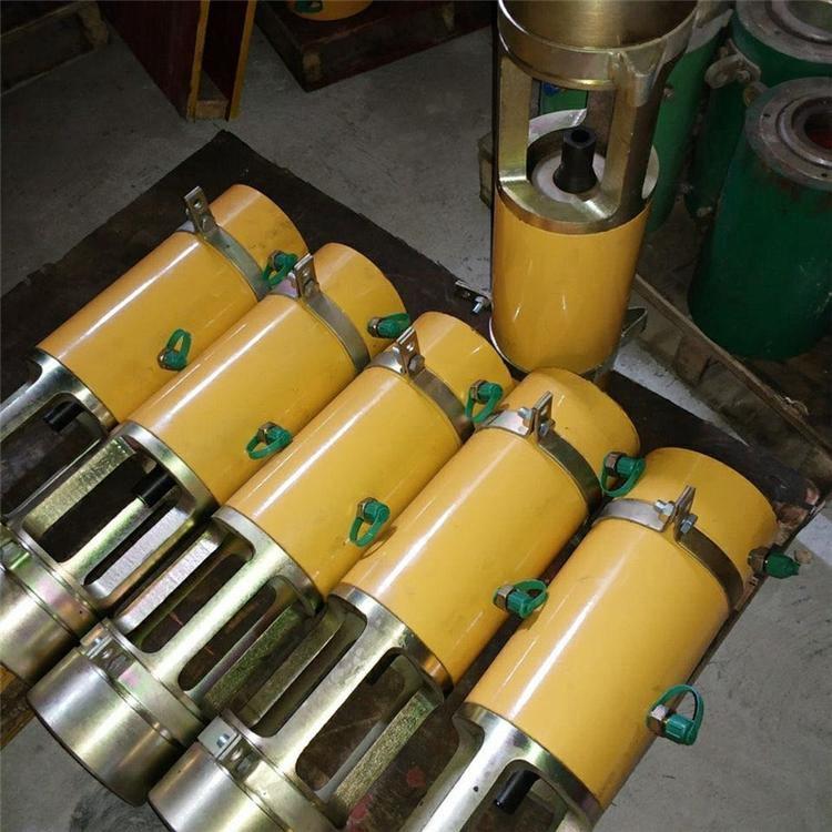 江苏启东圆柱形钢绞线挤压机