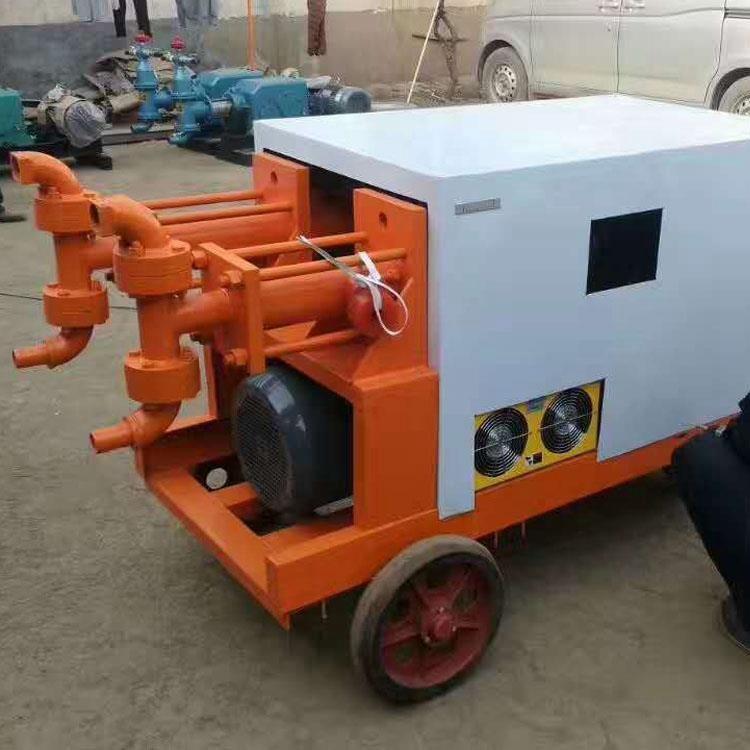 江西抚州80/110双液压注浆泵