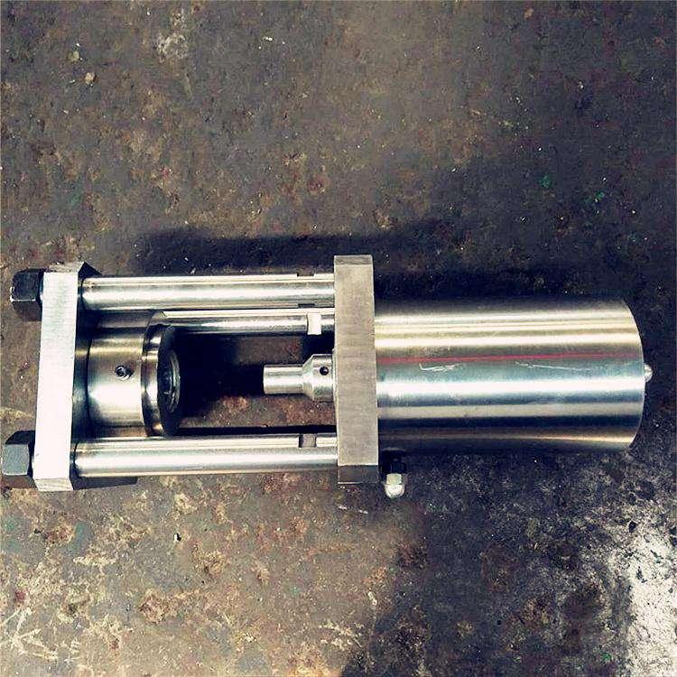 河北涿州圆柱形钢绞线挤压机