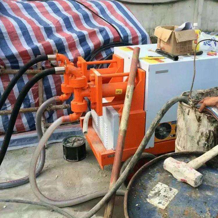 吉林和龙70双液压注浆泵双液注浆机