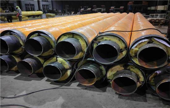 走蒸汽用DN300保温管市场价多少钱一吨